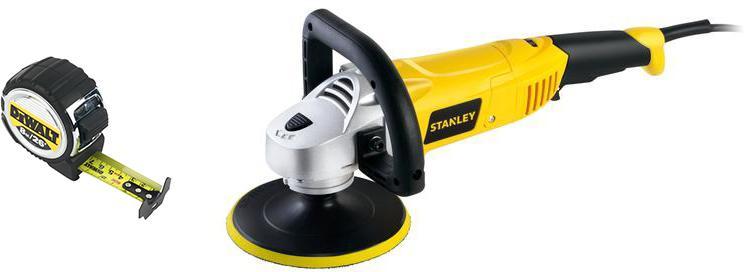 Набор Stanley Машина полировальная stgp1318-ru +Рулетка dwht033662