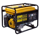 Бензиновый генератор COLT Sheriff 5000 (499301)