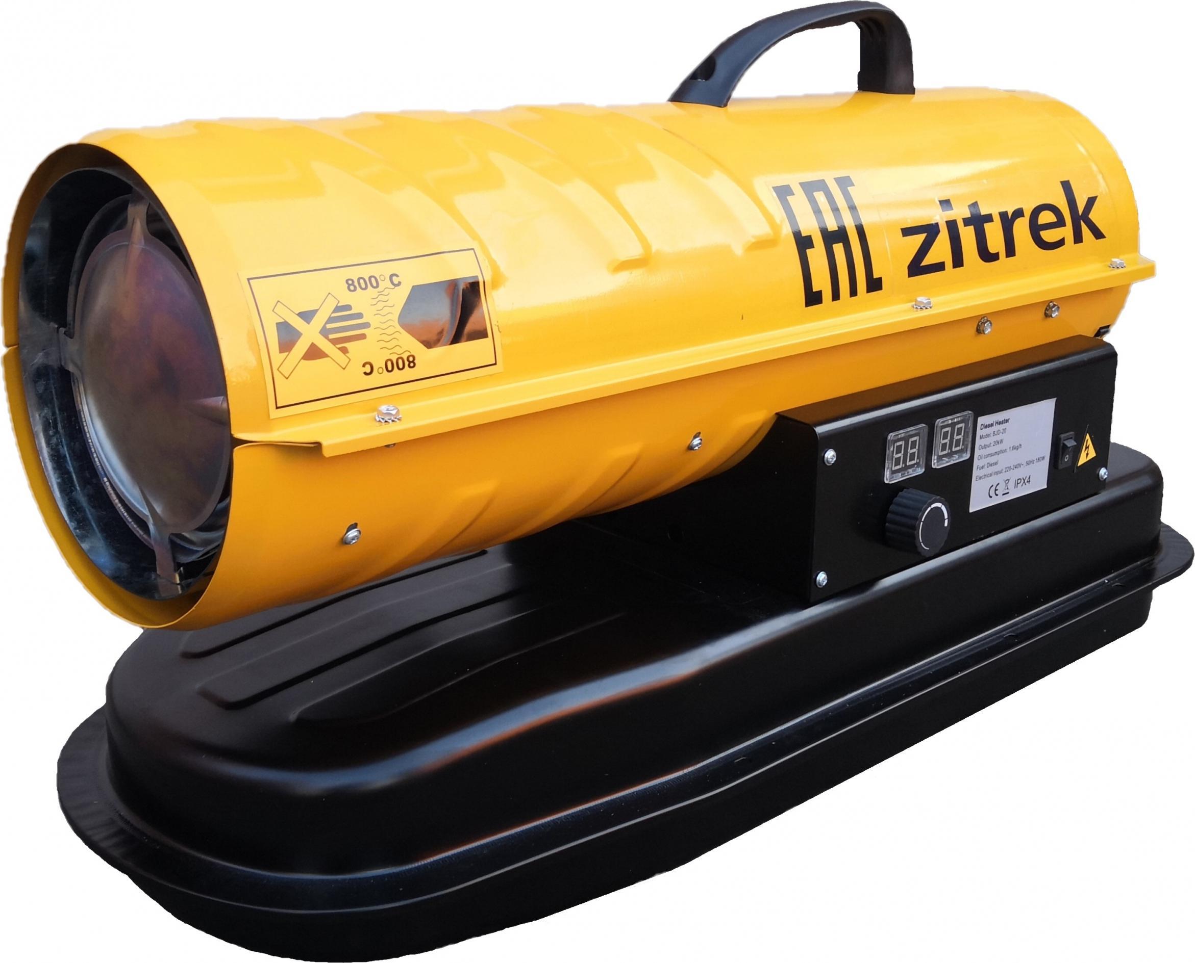 Нагреватель Zitrek Bjd-20 (070-2816-1)