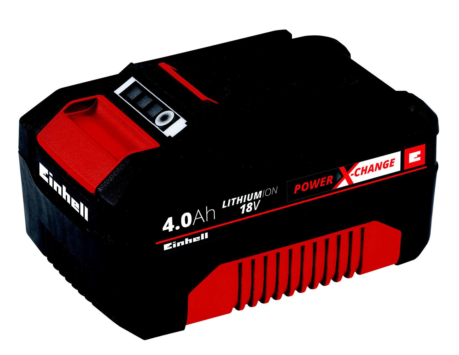 Аккумулятор Einhell Pxc 18В 4 Ач (4511396) аккумулятор einhell pxc plus 18в 5 2 ач