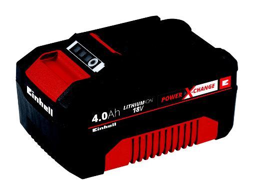 Аккумулятор EINHELL 18В 4Ач Li-Ion (PXC 18В 4 Ач (4511396))