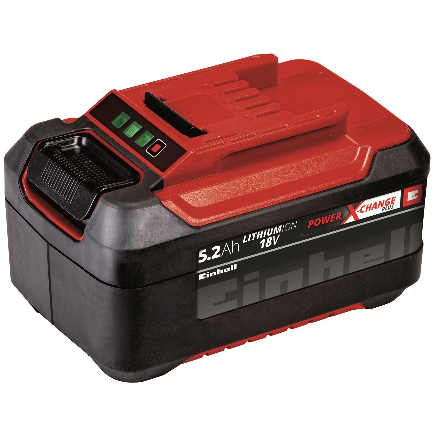 Аккумулятор Einhell Pxc 18В 5.2 Ач plus (4511437)