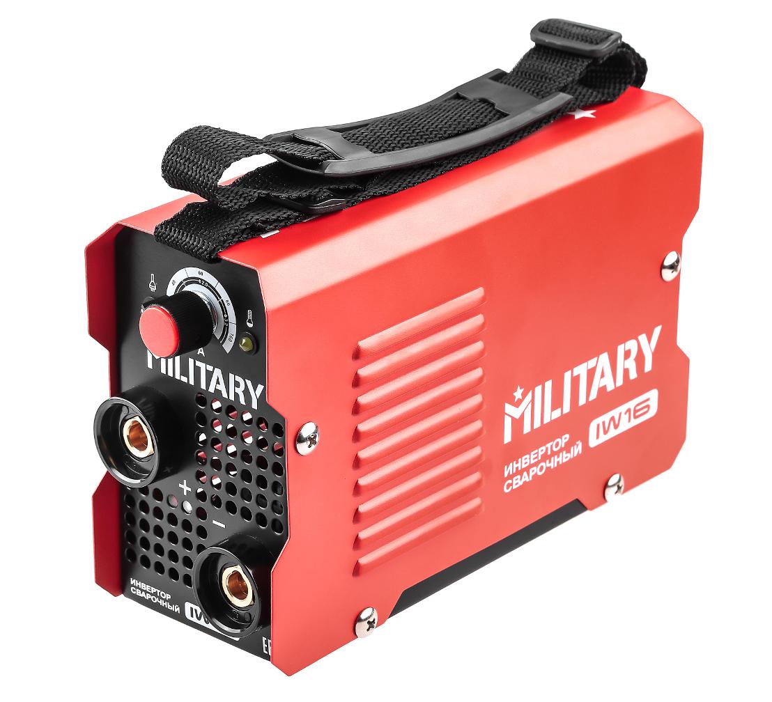 Сварочный аппарат MILITARY IW16