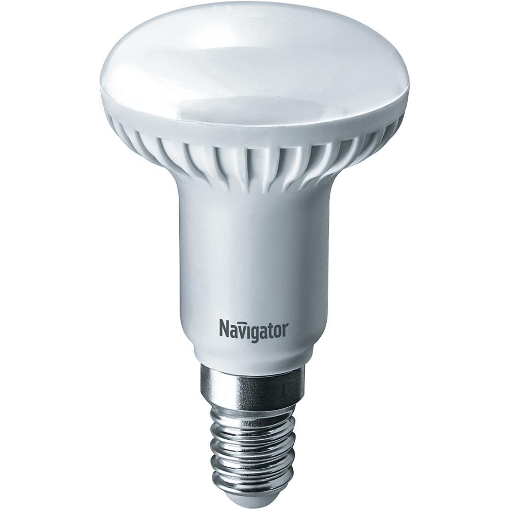 Лампа светодиодная Navigator 61 255 nll-r50-5-230-6.5k-e14