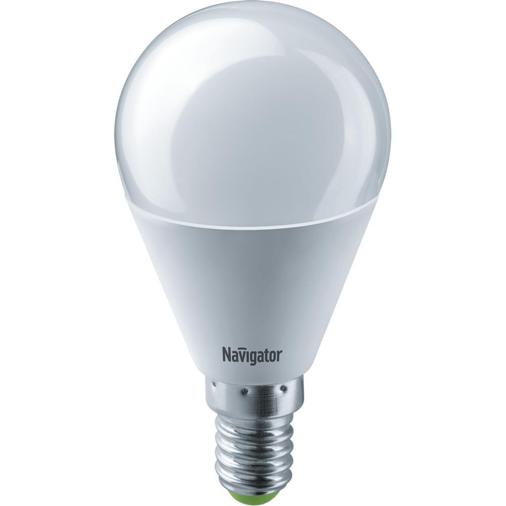 Лампа светодиодная Navigator 61 333 nll-g45-8.5-230-2.7k-e14 лампочка navigator 61 382 nll mr16 7 230 3k gu5 3 dimm