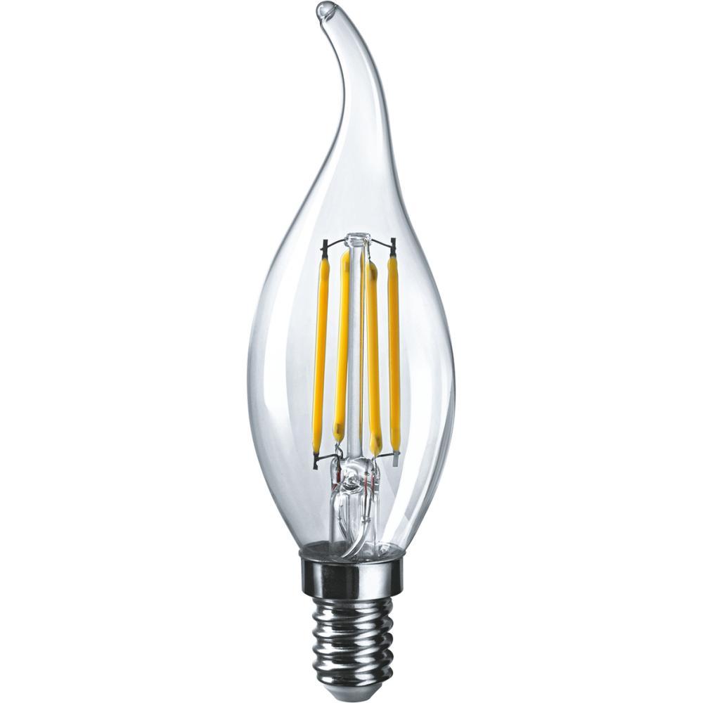 Лампа светодиодная Navigator 61 355 nll-f-fc35-6-230-2.7k-e14