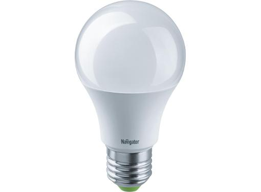 Лампа светодиодная NAVIGATOR 61 477 NLL-A60-12-12/24-4K-E27