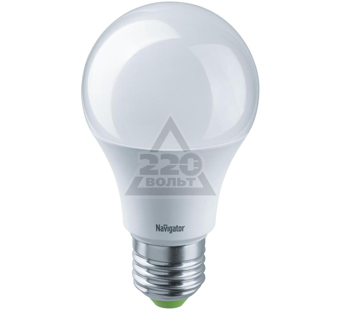 Лампа светодиодная NAVIGATOR 61 478 NLL-A60-12-24/48-4K-E27