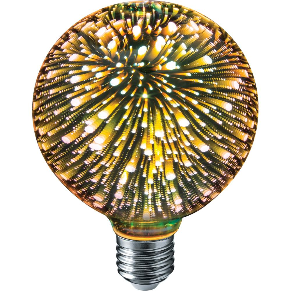 Лампа светодиодная Navigator 61 488 nll-3d-g105-4-230-e27 лампа светодиодная шар navigator nll g45 1 230 y e27 e27 1w 71830