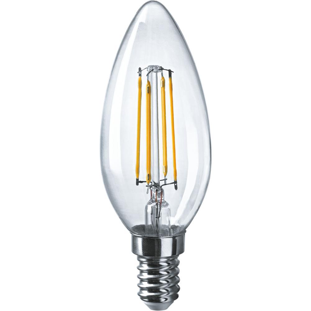 Лампа светодиодная Navigator 71 307 nll-f-c35-4-230-2.7k-e14