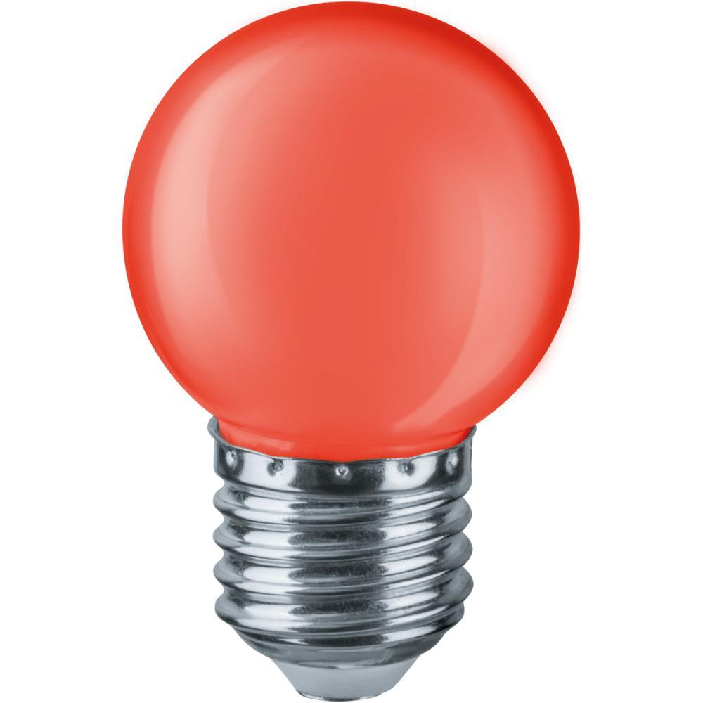 Лампа светодиодная Navigator 71 827 nll-g45-1-230-r-e27 navigator 71 422 nls 5050y30 7 2 ip20 12b r5 5 4670004714225 220235