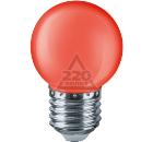 Лампа светодиодная NAVIGATOR 71 827 NLL-G45-1-230-R-E27