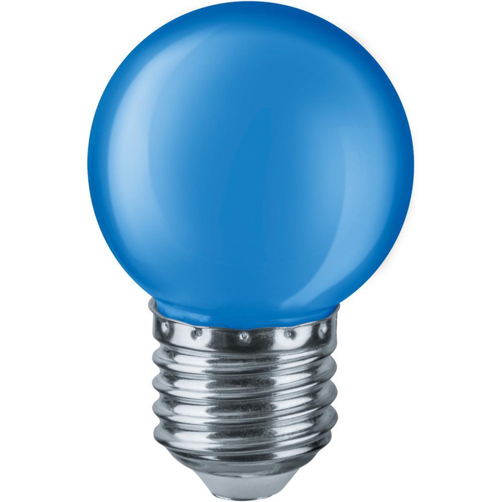 Лампа светодиодная Navigator 71 829 nll-g45-1-230-b-e27 navigator 71 422 nls 5050y30 7 2 ip20 12b r5 5 4670004714225 220235