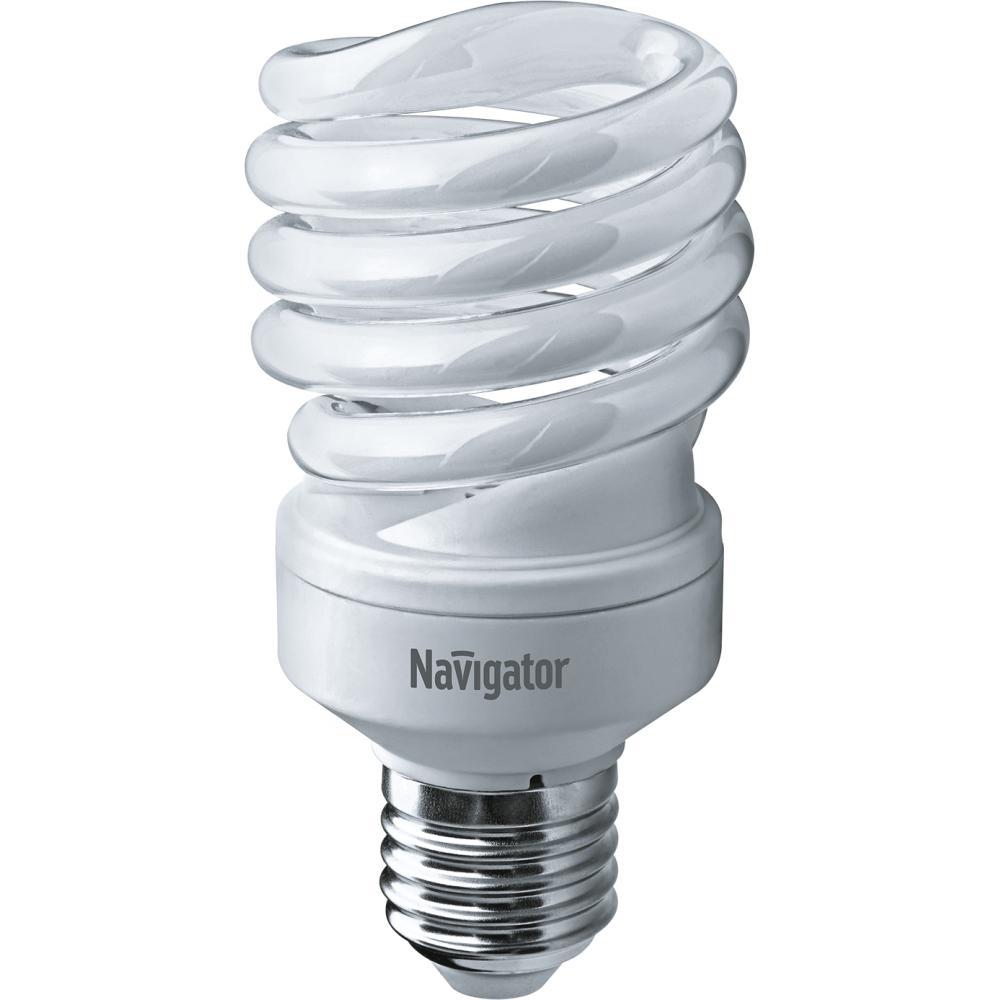 Лампа энергосберегающая Navigator 94 052 ncl-sf10-25-827-e27