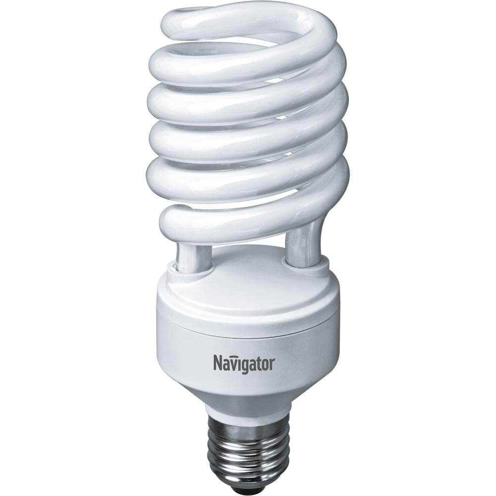 Фото - Лампа энергосберегающая Navigator 94 077 ncl-sh-45-840-e27 лампа энергосберегающая ecowatt sp 15w 840 e27
