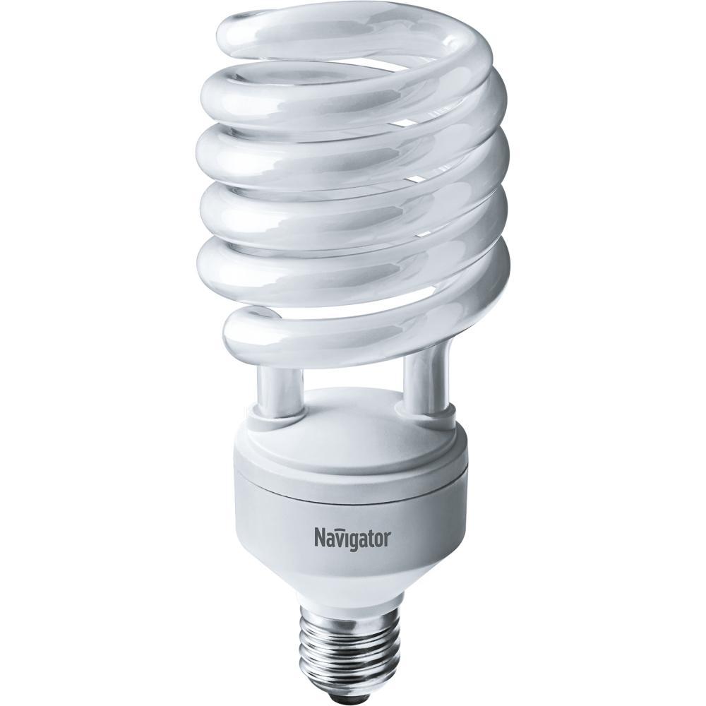 Лампа энергосберегающая Navigator 94 078 ncl-sh-55-840-e27