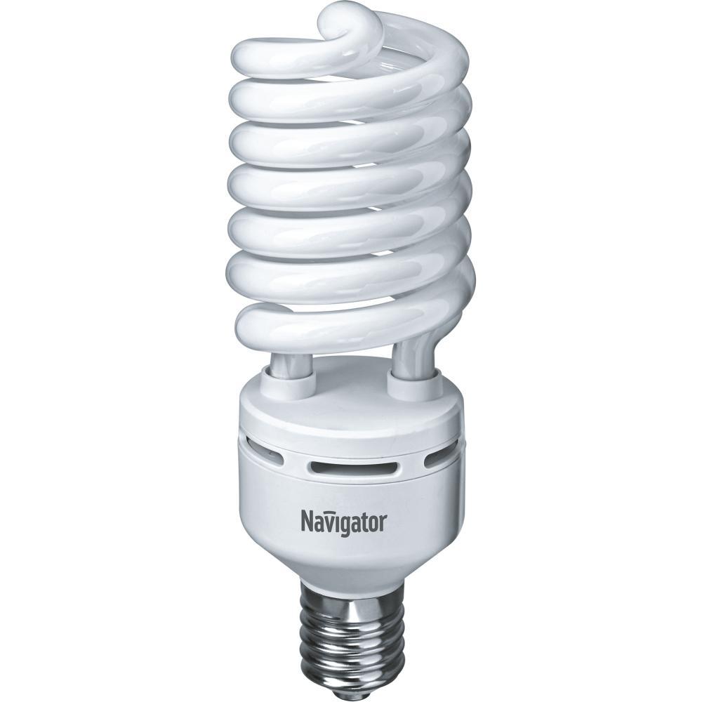Лампа энергосберегающая Navigator 94 081 ncl-sh-105-840-e40
