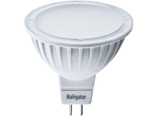 Лампа светодиодная NAVIGATOR 94 244 NLL-MR16-7-230-3K-GU5.3