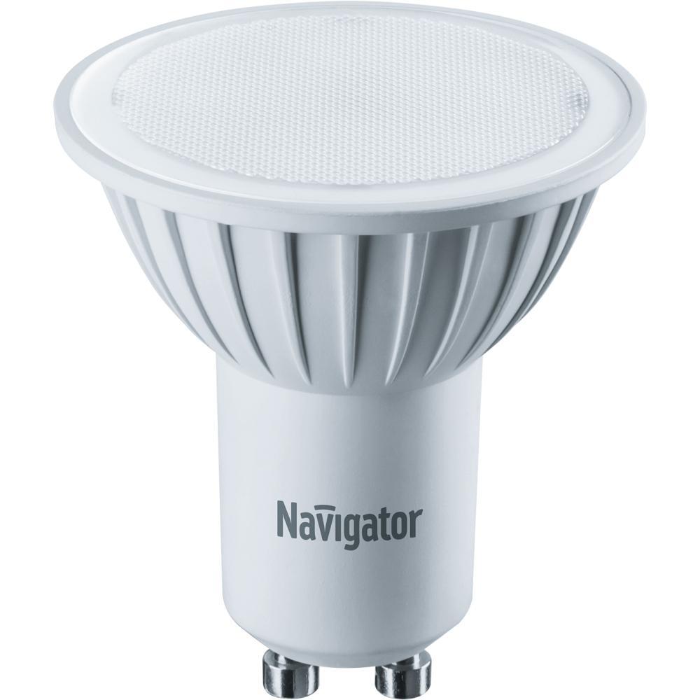 Лампа светодиодная Navigator 94 264 nll-par16-5-230-3k-gu10
