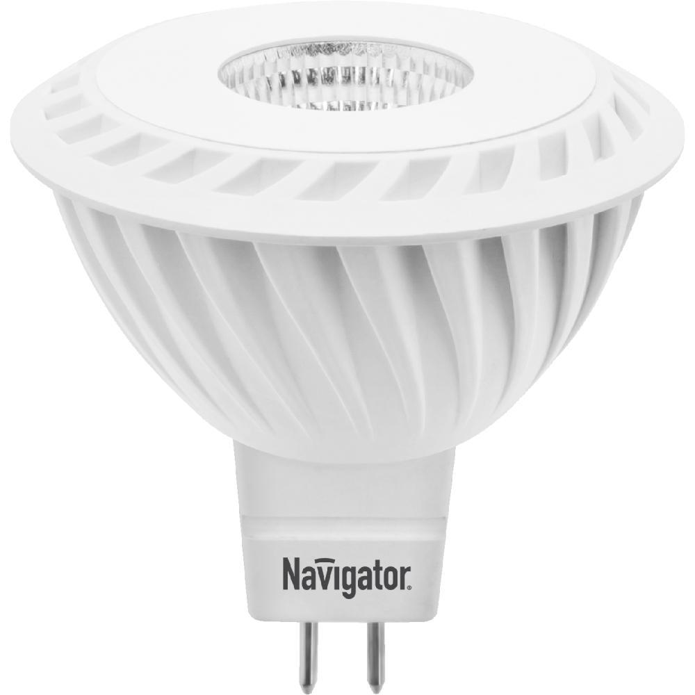 Лампа светодиодная Navigator 94 351 nll-mr16-7-230-4k-gu5.3-60d лампочка navigator 61 382 nll mr16 7 230 3k gu5 3 dimm