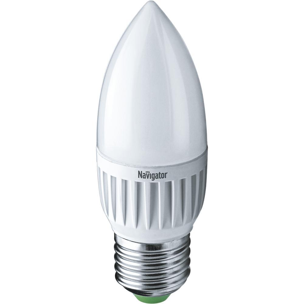 Лампа светодиодная Navigator 94 483 nll-p-c37-5-230-4k-e27-fr