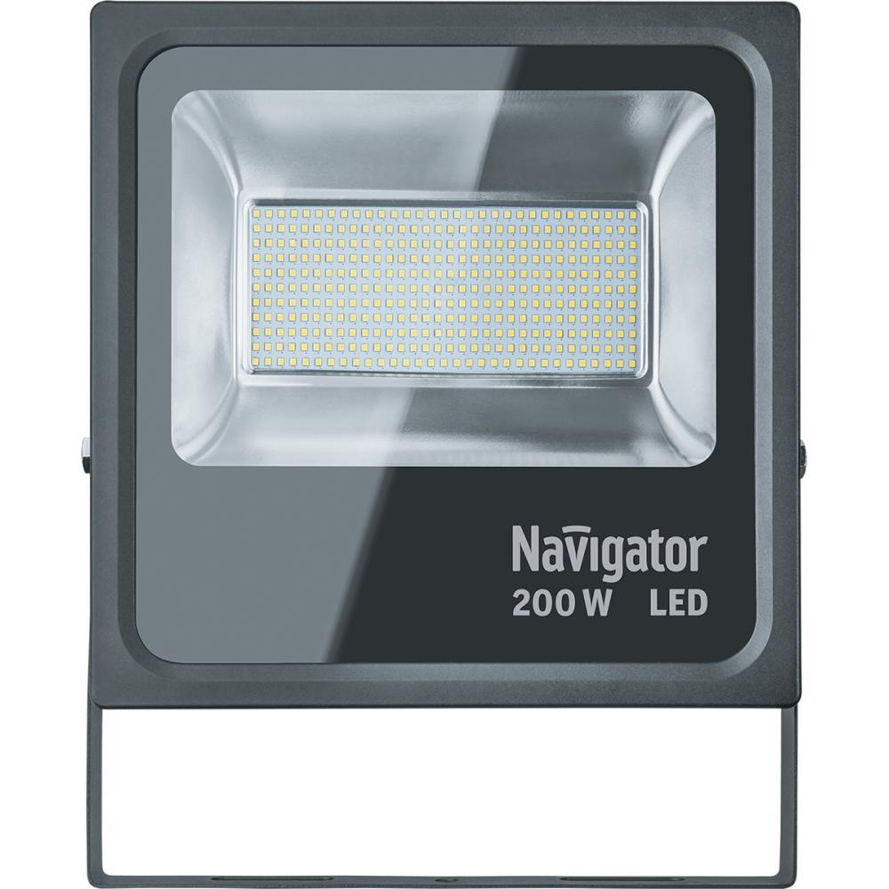 Прожектор Navigator 14 014 nfl-m-200-5k-bl-ip65-led цена в Москве и Питере