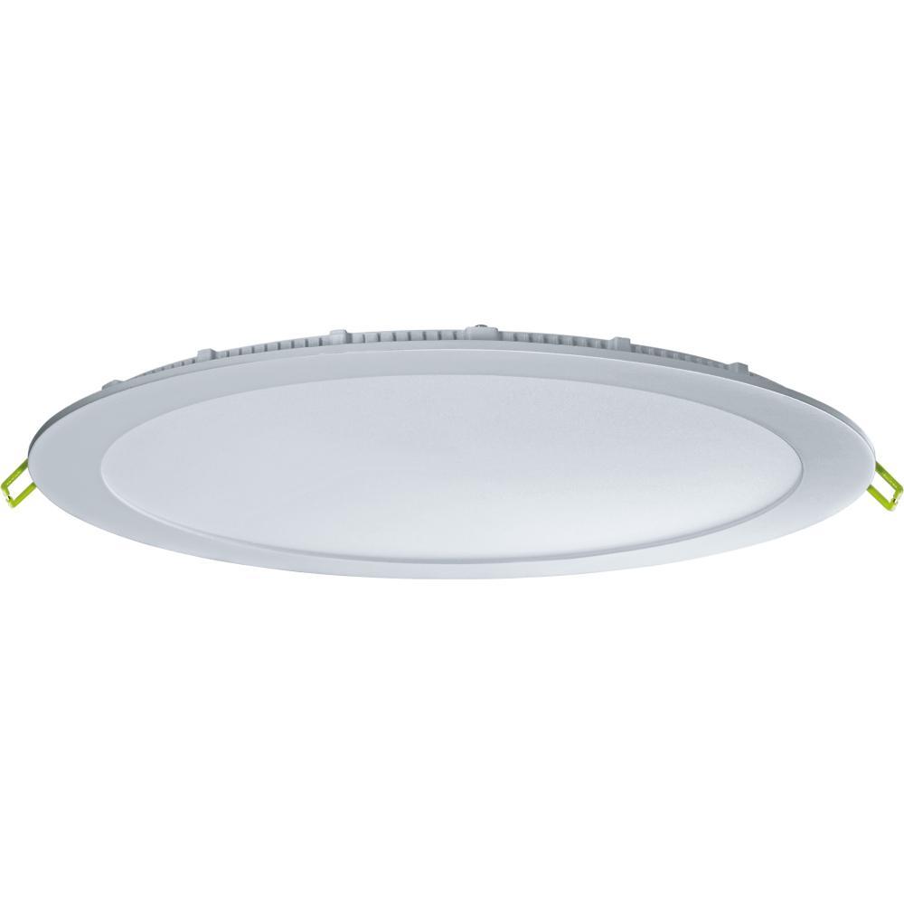 Панель светодиодная Navigator 71 382 nlp-r1-24w-r300-840-wh-led люстра максисвет панель 1 х led 36w 1 7201 wh cr y led