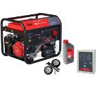Бензиновый генератор FUBAG BS 8500 DA ES +Колеса Startmaster BS 7500 +Масло моторное Extra 838265 +Автоматика BS 6600 D startmaster