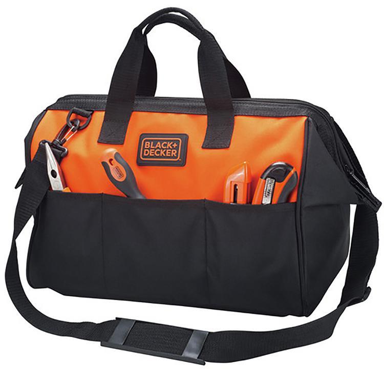 Сумка Black & decker Bdst73821-ru сумка для инструмента black decker bdst73821 ru bdst73821 ru