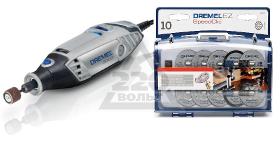 Скидки на мини-дрель DREMEL 3000-15