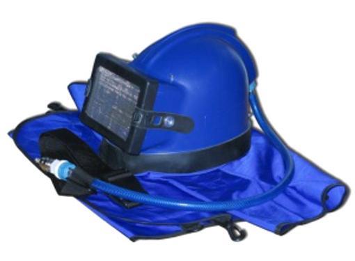 Шлем абразивоструйщика ZITREK 015-0080 VECTOR