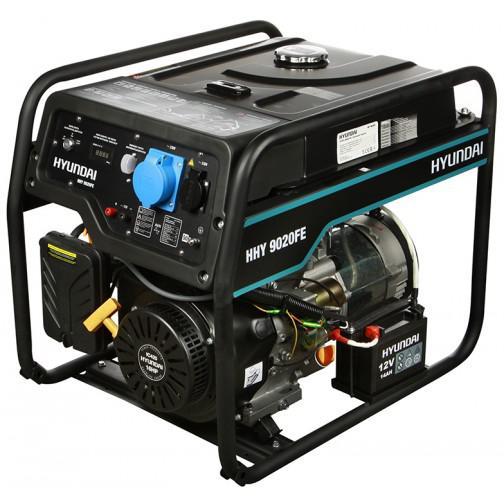Генератор Hyundai Hhy 9020fe hyundai matrix расход топлива