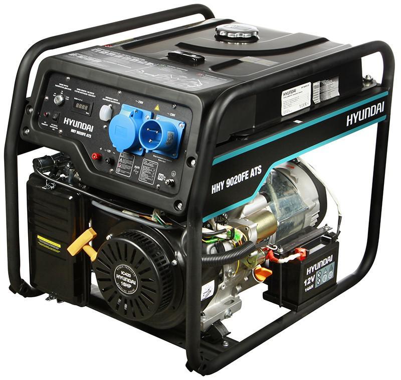 Генератор Hyundai Hhy 9020fe ats hyundai matrix расход топлива