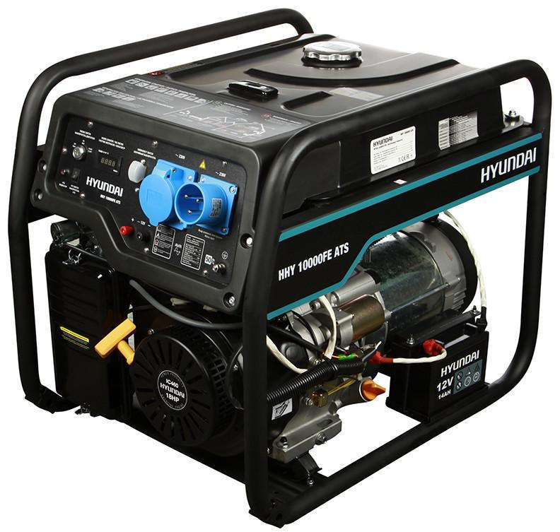 Генератор Hyundai Hhy 10000fe ats hyundai matrix расход топлива