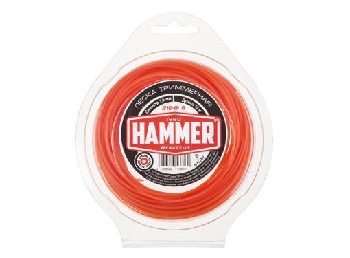 Леска для триммеров HAMMER 216-806