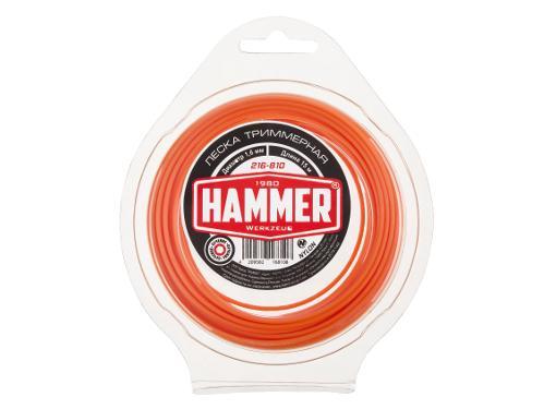 Леска для триммеров HAMMER 216-810