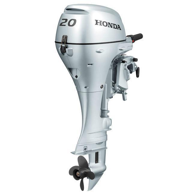 Мотор лодочный Honda Bf 20 shsu
