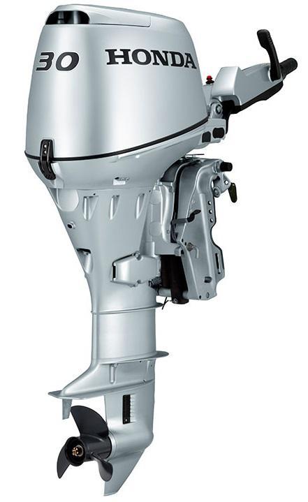 Мотор лодочный Honda Bf 30 shgu