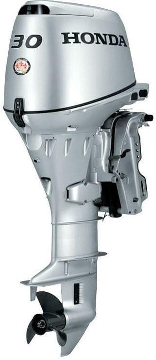 Мотор лодочный Honda Bf 30 srtu