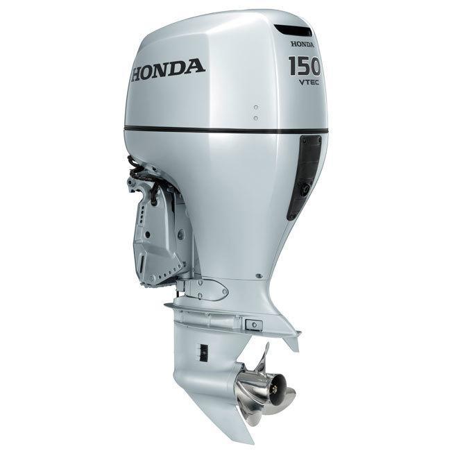 Мотор лодочный Honda Bf 150 xu