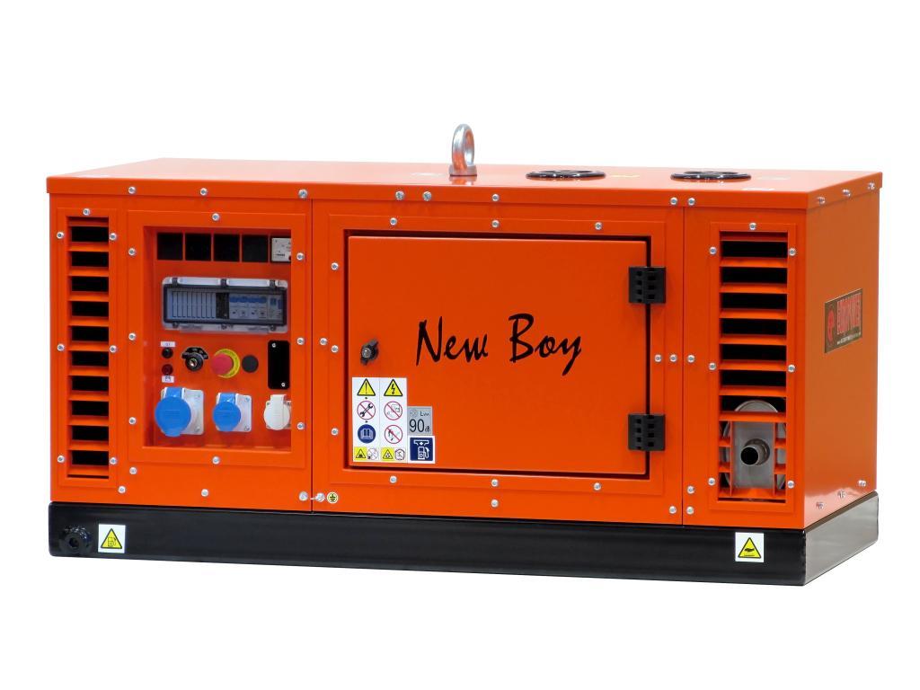Дизельный генератор Europower Eps 103de/25 new boy