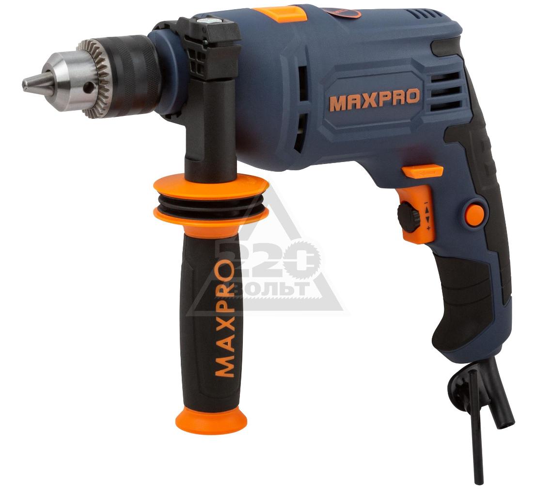 Дрель ударная MAX-PRO 85063