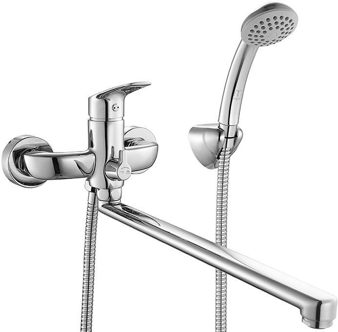 Смеситель для ванны Milardo Don donsblcm10