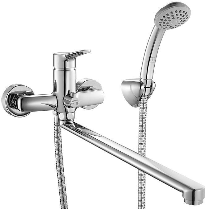 Смеситель для ванны Milardo Enisey enisblcm10