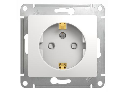 Розетка SCHNEIDER ELECTRIC GSL000145 Glossa
