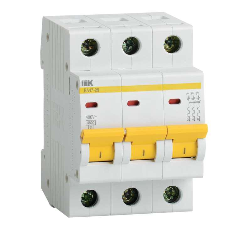 Автомат Iek Mva20-3-032-b