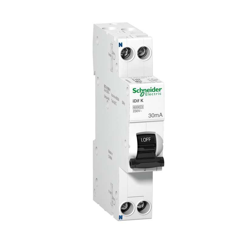 Диф. автомат Schneider electric A9d63625