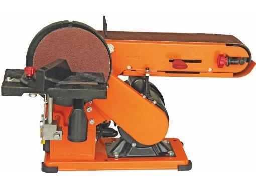Станок шлифовальный ленточный КРАТОН WMS-350-150