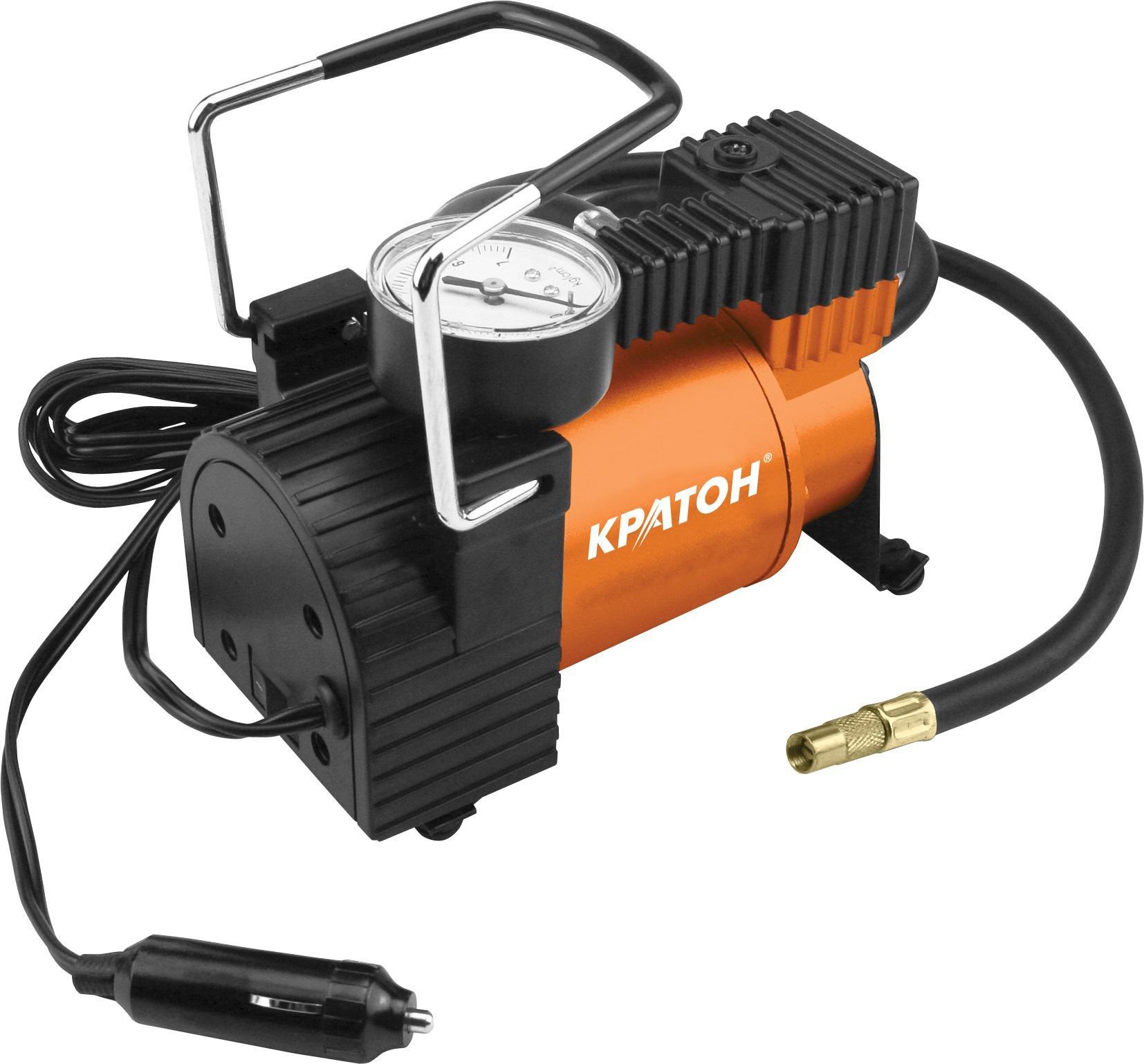 Компрессор КРАТОН Ac-160-10/35l compressor car kraton ac 160 10 35l 160 w 10 bar 35 l min