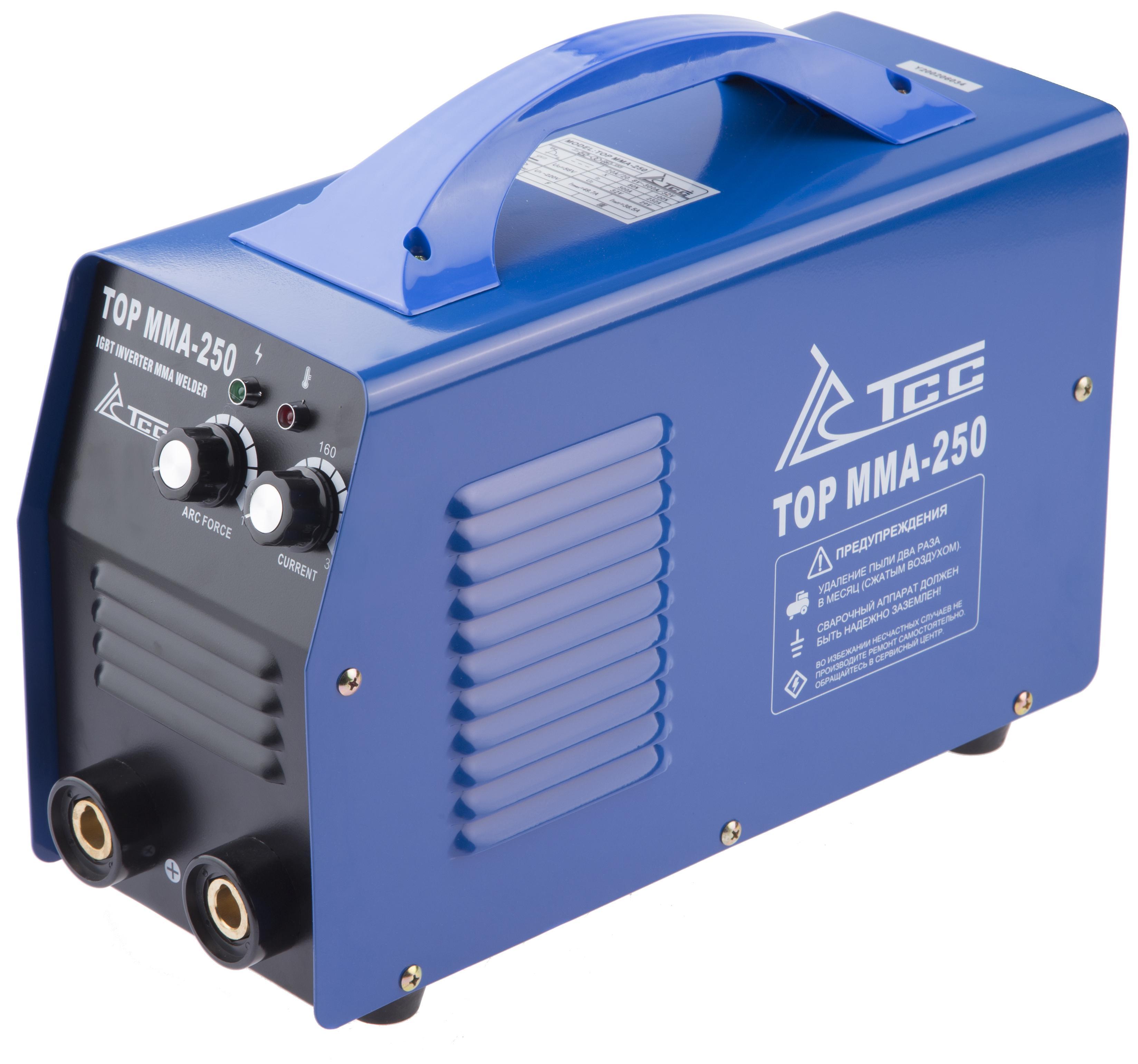 Сварочный аппарат ТСС Top mma-250